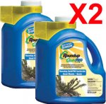 ROUNDUP QUIKPRO 6.8lbs Weed Killer 6.8 Pounds 2 Jugs + Free Shipping!
