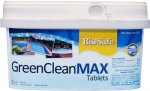 GreenCleanMAX® Tablets Pool & Spa Algae Control Treatment - 2LB