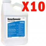 SONAR Genesis 10 Gallon MEGA-PACK Fluridone for Duckweed & Lake Weed Control + Free Shipping