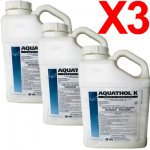 Aquathol K - Liquid 3 Gallon up to 3/4 Acre Coverage + Free Shipping