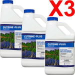 Cutrine Plus Liquid - 3 Gallon Treats 1.5 Acres +Free Ship!