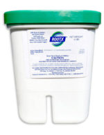 RootX 4 pound green lid root killer