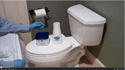 RootX Toilet Application