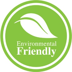 Safe for people, pets and the environment.