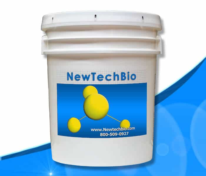 5 Gallon Septic Super Shock Extra Pail for High Occupance Households.